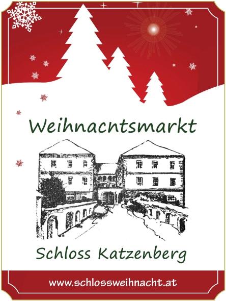Weihnachtsmarkt Schloss Katzenberg